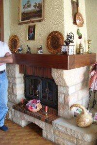 Relooking de cheminée! dans Déco S1051057-200x300